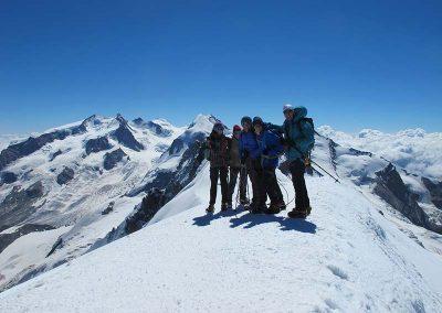 Breithorn (4165 m.)