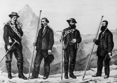 Guides of Valtournenche