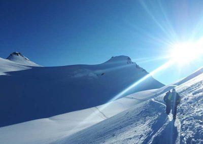 Punta Gnifetti (4554 m.) – Monte Rosa