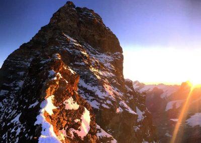 Le Cervin (4478 m.)