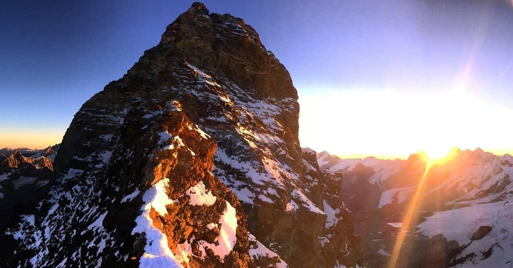 Il Cervino (4478 m.)