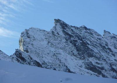 Dent d'Hérens (4179 m.)