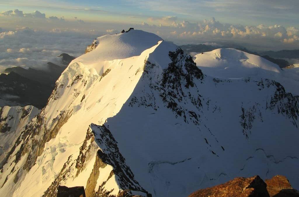 Punta Dufour (4633 m.) Monte Rosa