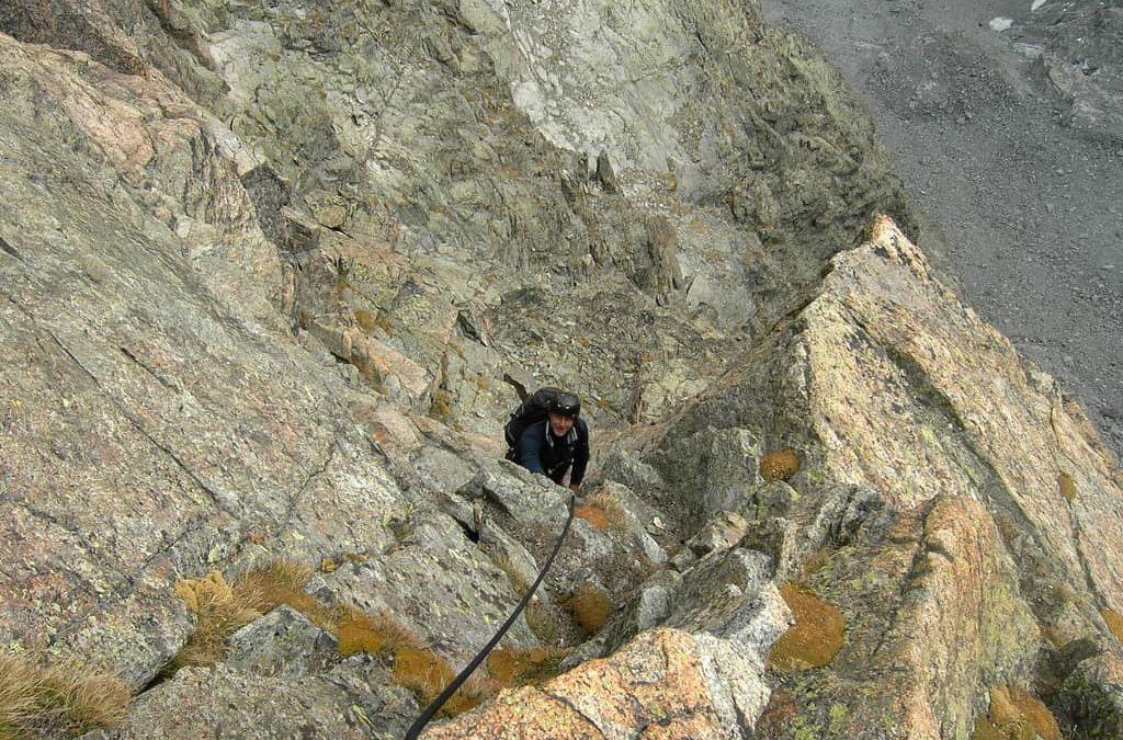 Dôme de Tzan (3351 m.)