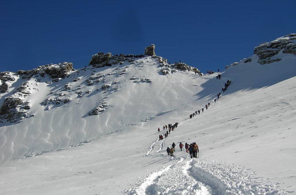 Gran Paradiso (4061 m.)