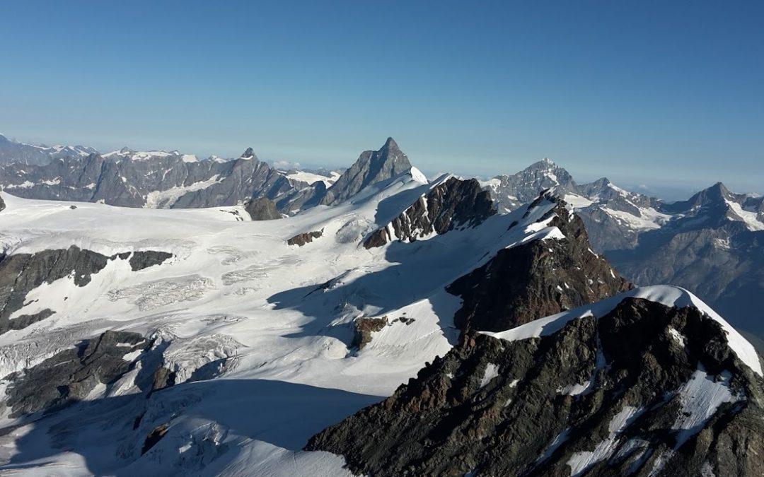 Tour del Monte Rosa (6 giorni)