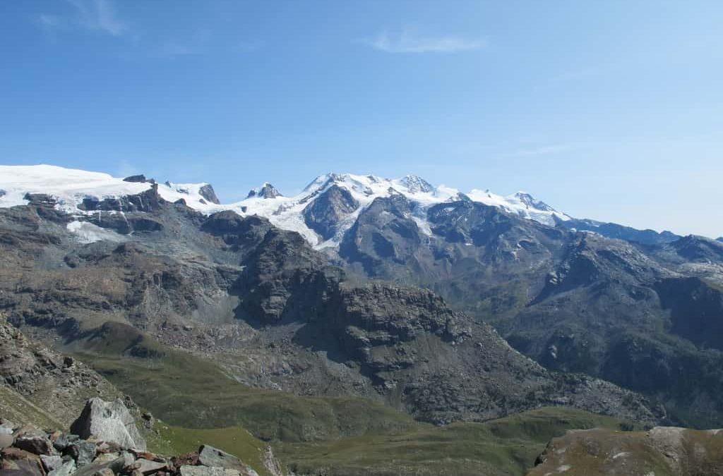 Il giro del Monte Rosa