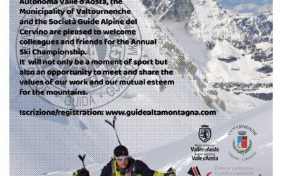 Cancellation of 47th International skichampionship IFMGA 23 -26 april 2020