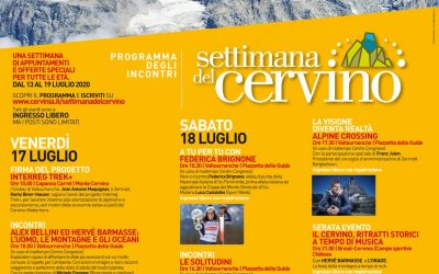 WEEK OF THE CERVINO 13 -19 july 2020